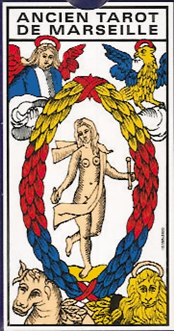 Cartas Tarot Ancient Marseille