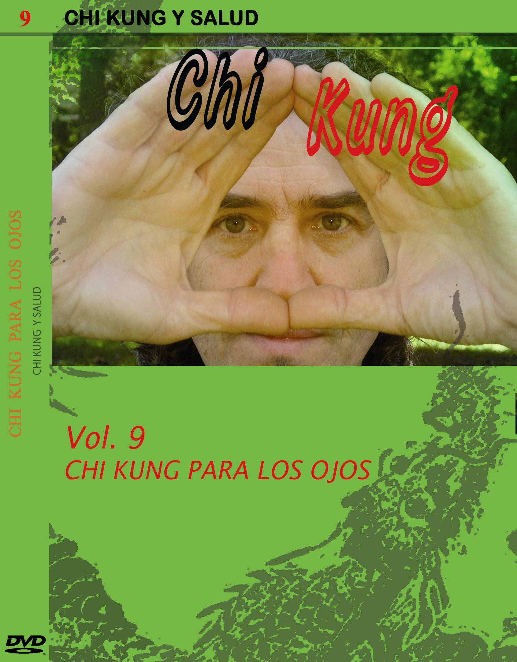 Dvd Chi Kung Y Salud Vol 9 Chi Kung Para Los Ojos 55015 Janú Ruiz None Bohindra Libros Esotéricos