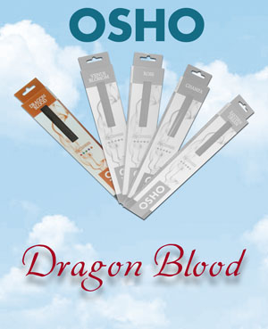 Incienso Dragon Blood  (Osho)