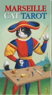 Cartas tarot Marseilla Cat