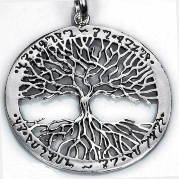 Colgante árbol De La Vida Celta Plata 95033 60476 None