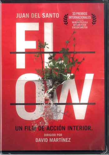 "Dvd ""Flow. Un film de acción interior."""