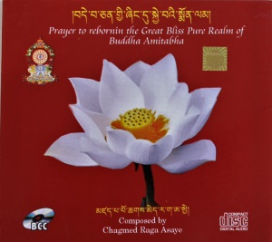 Cd Great Bliss Pure Realm of Buddha Amithabha