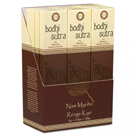Incienso Bodhi Sutra 15gr
