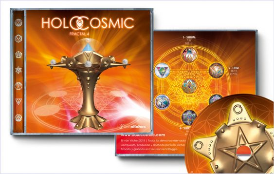 CD Holocosmic Fractal 4
