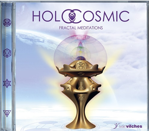 Cd - Holocosmic : fractal meditations . Sphere I