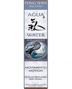 Incienso Feng Shui Water- Movimiento
