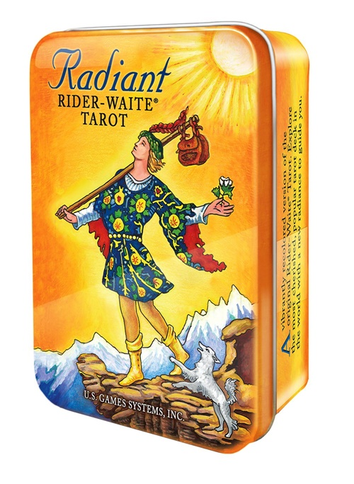 Tarot Radiant Pocket Lata 40080