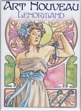 Cartas Art Nouveau Lenormand