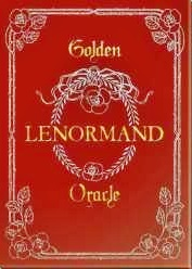 Cartas Golden Lenormand Oracle