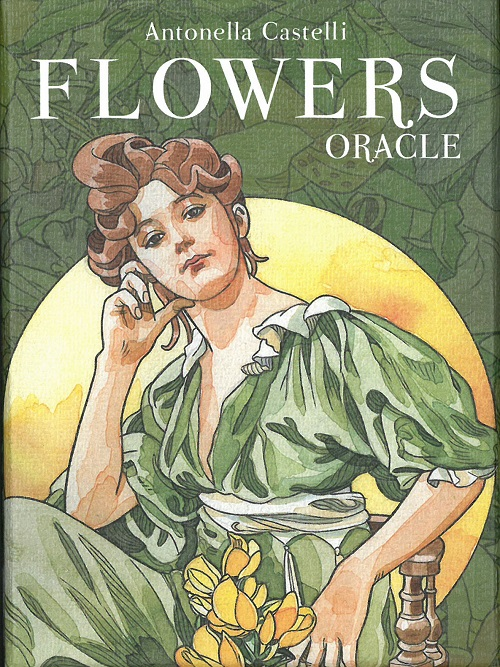 Cartas Flowers Oracle