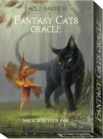 Cartas Fantasy Cats Oracle