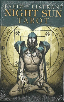 Cartas Tarot mini Night Sun