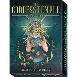 Cartas The Goddes Temple Oracle
