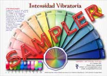 Tabla De Radiestesia - Intensidad Vibratoria