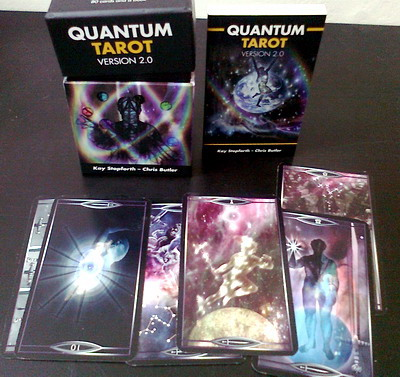 Quantum Tarot. Version 2.0 cartas + libro