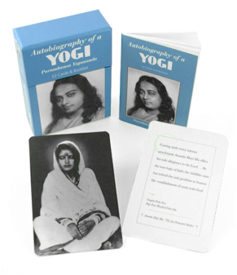 Autobiografia of Yogui- 52 Cards¬ Booklet