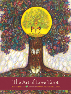 The Art of Love Tarot (Cartas + Libro)