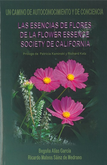Las esencias de flores de la Flower Essence Society de California