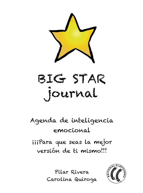 Agenda de inteligencia emocional perpetua Big Star Journal
