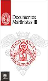Documentos martinistas III