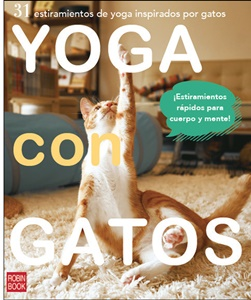 Yoga con gatos