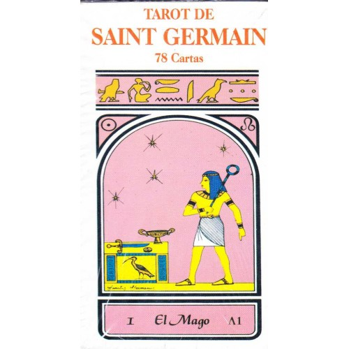Cartas tarot de Saint Germain